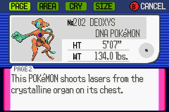 Pokemon Pyschic - GROSS!!!! - User Screenshot